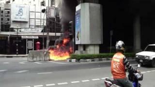 19 мая, Бангкок, район Sukhumvit - NaNa