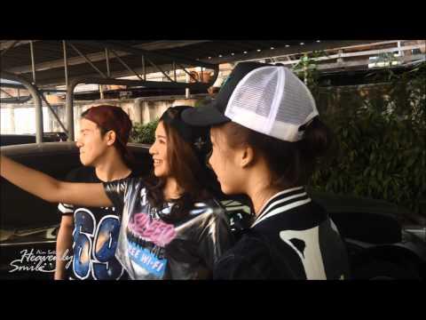 [AIM Fancam] 150309 เอม จั่นพูม หลัง ซ้อมลีลาศ @สมาคมลีลาศแห่งประเทศไทย