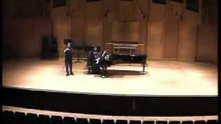 Strauss Oboe-Concerto 2., Vadim von Liebieg.avi
