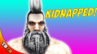 KIDNAPPED AND FORCED TO SURVIVE TO WIN EPIC LOOT! Ark Survival Evolved E39
