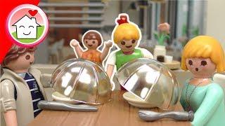 Playmobil Film Familie Hauser im Restaurant - Video für Kinder