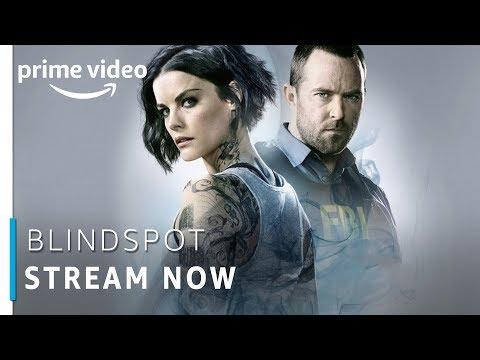 Blindspot   Jaimie Alexander, Sullivan Stapleton   TV Show   Stream Now   Amazon Prime Video
