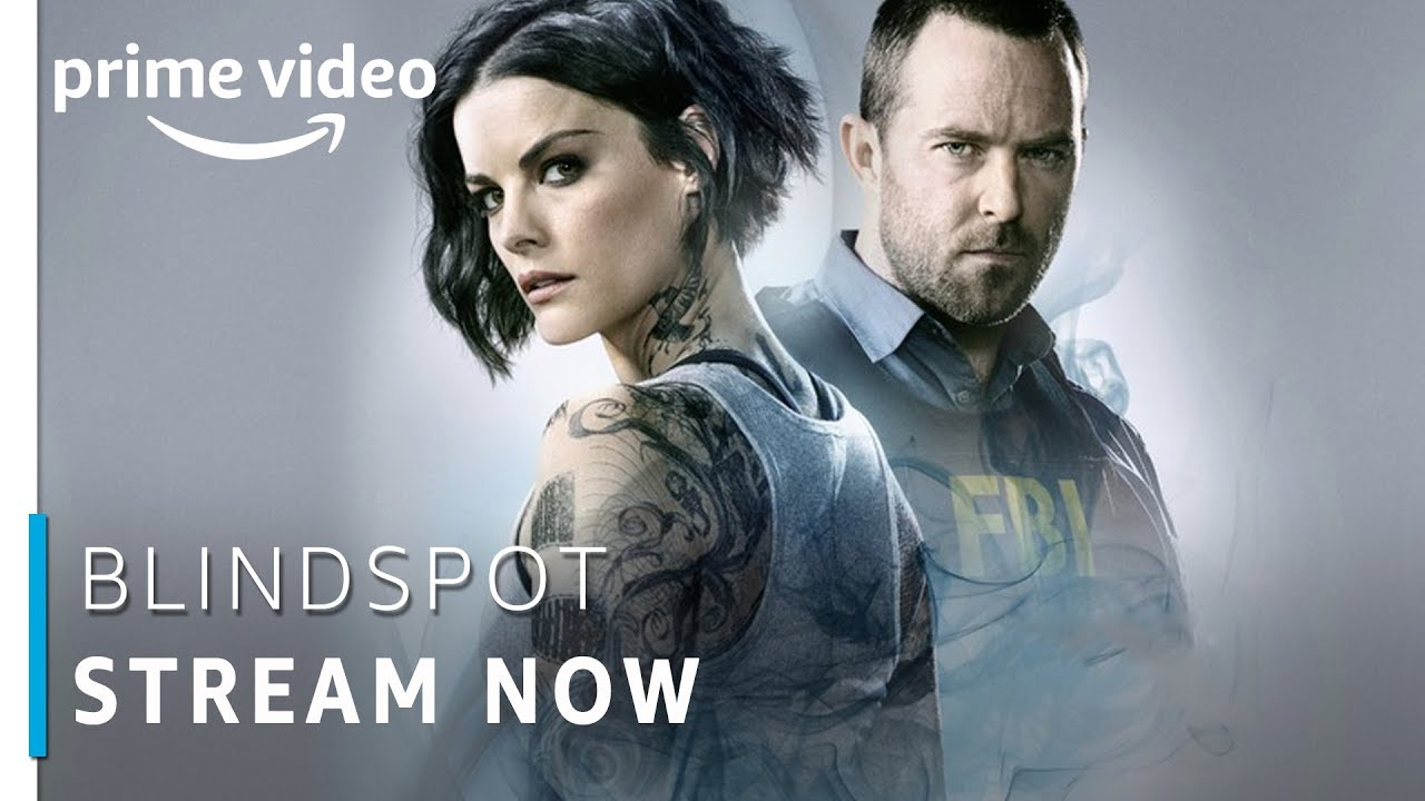 Blindspot Jaimie Alexander Sullivan Stapleton Tv Show Stream Now Amazon Prime Video