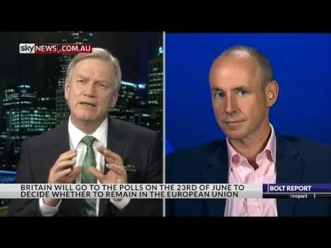 Daniel Hannan on The Bolt Report