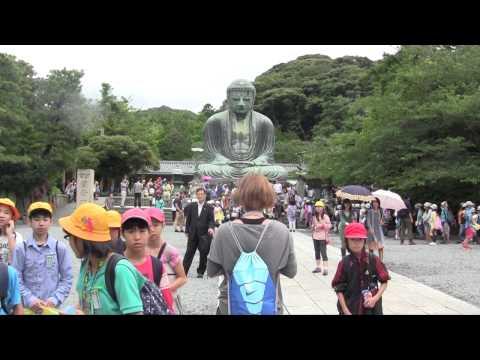A SHORT TRIP TO KAMAKURA & YOKOHAMA JAPAN TOKYO DAY 2