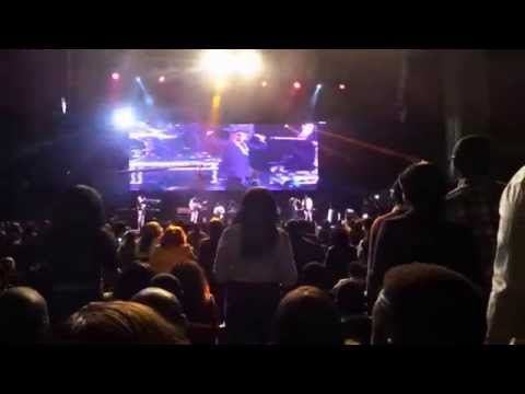 Wizkid Live @ the Apollo, London 2015