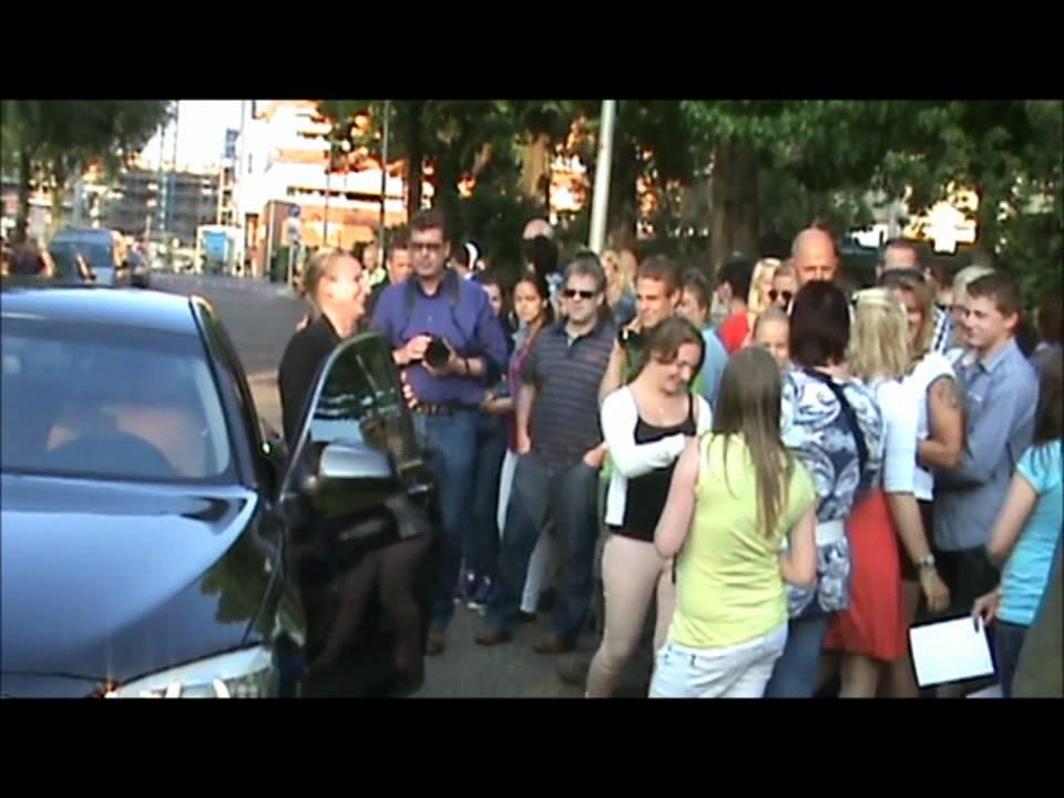 gala alianne wellant college 2012 gouda - youtube
