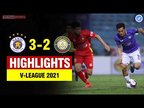 Hanoi FC Thanh Hoa Goals And Highlights