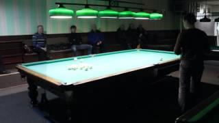 Финал турнира по бильярду Комильфо (Могилев, БК Ардезит). 10-12-2016