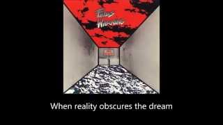 Fates Warning - The Ivory Gate Of Dreams (Lyrics)