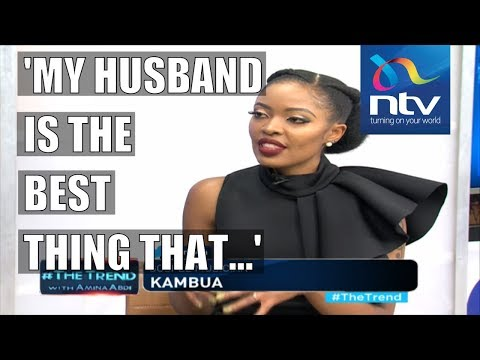 #theTrend: Kambua on keeping her head high despite negativity
