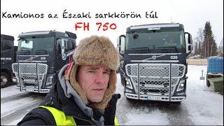 A kamionos az Északi sarkkörön túl 1.rész