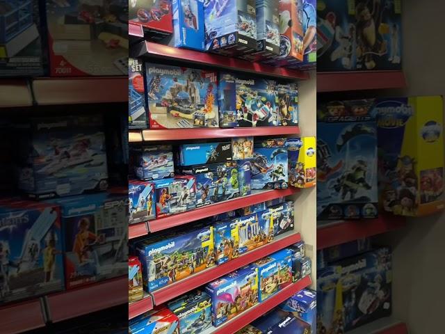 So viel Playmobil im Laden. Wünschte Lego hätte ähnliches im Angebot #shorts