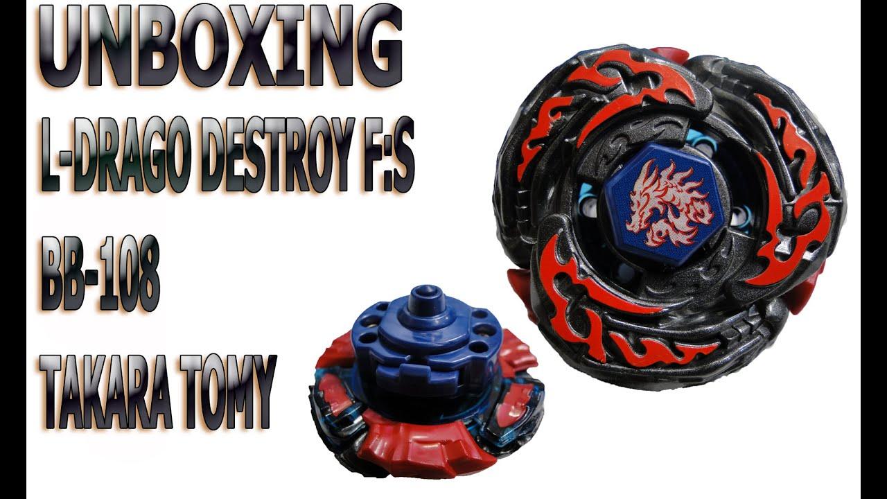 l drago destroy parts - photo #30