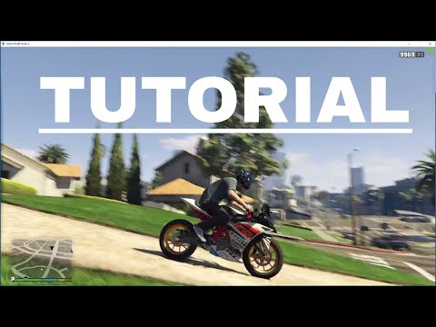 How To Install Bike Mods In GTA 5   KTM RC 390   Tutorial