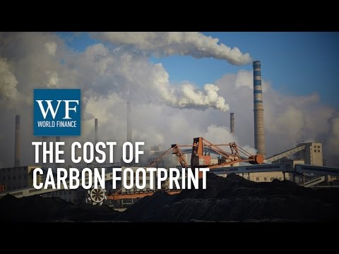 Frank Klein on cost of carbon footprint | DB Advisors | World Finance Videos