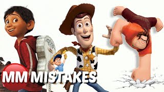 10 Biggest Mistakes Disney Didn't Want You To Find | Movie Mistakes