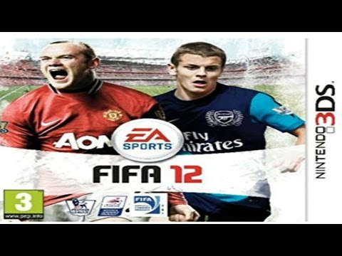 Fifa 12 For Nintendo 3ds