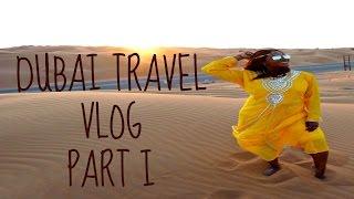 DUBAI VACATION TRAVEL VLOG 2016| PART 1 !!