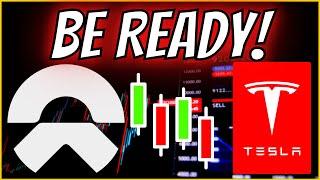🚨📈📉 BIG Moves Coming for NIO & TESLA Stock?! NIO & TESLA Stock Price Update & Prediction