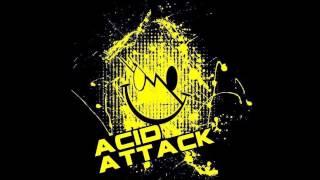 Franky Jones - Acid Attack (Mr. Gasmask Remix)