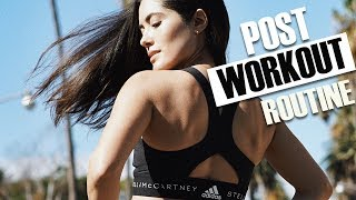 Post Workout Routine | How I Keep My Hair Fresh without Washing | Melissa Alatorre