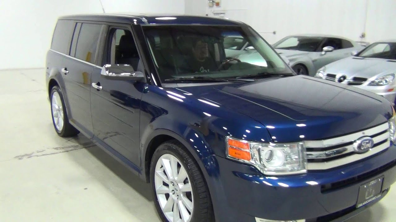Chicago cars direct reviews presents a 2012 ford flex limited ecoboost 3 5l turbo bd20070