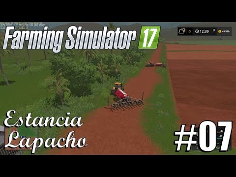 FS17 - Platinum Edition: Estancia Lapacho - Timelapse #7 - Deep Drilling