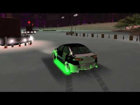Street drifter - Wining a new car (part 1)