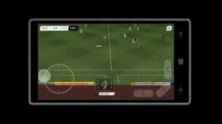 The Best game of  Soccer for Nokia Lumia phone, windows phone and android . Dream League Soccer