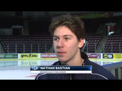 Mississauga Steelheads Mike McLeod, Top NHL Draft Prospect