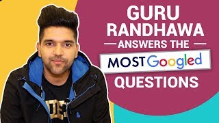 Guru Randhawa reveals his phone number | Pinkvilla | Bollywood | Made in India | T-Series