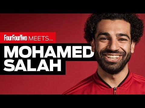 Mohamed Salah interview |