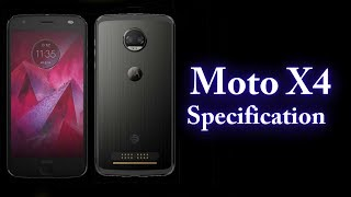 Motorola Moto X4 (2017) Phone Specifications