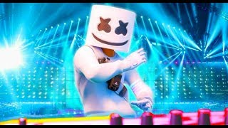 PLAYING ONLY!! WITH THE *SKIN of MARSHMELLO* at FORTNITE