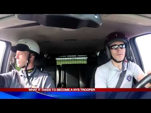 What it takes to become a New York State Trooper