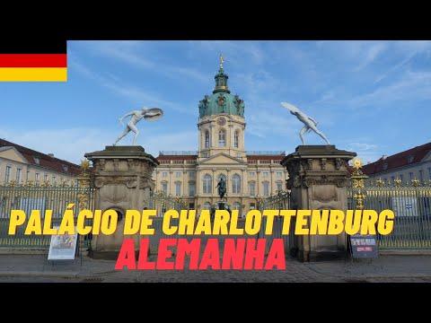PALÁCIO DE CHARLOTTENBURG BERLIM GERMANY TRAVEL LIVRE 59
