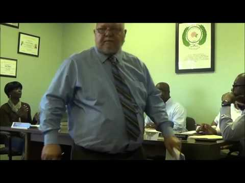 Quitman Council Meeting & Georgia Historic Account Of Government Ignoring Black Mayors