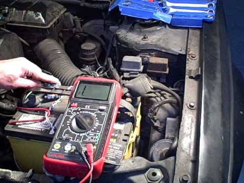 hqdefault checking car wiring circuits for continuity with a multimeter car wiring at panicattacktreatment.co