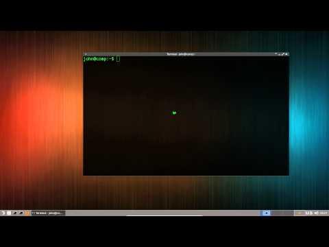 Виртуальные консоли и эмуляторы терминала в Linux.
