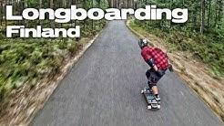 Longboarding in Finland