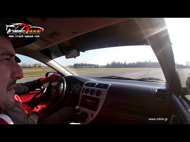 Rant a race car-Honda TypeR-Track-speed.com