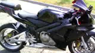 Honda CBR 600 RR Laser extreme exhaust