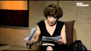 Conversando con Cristina Pacheco - Carlos Fuentes (16/03/2012)