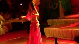 Tara belly dancer in Muscat, Oman