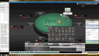 Разбор раздач в реплеере. Фрагмент занятия для 0 уровня обучения. Школа покера Freestylepoker.com