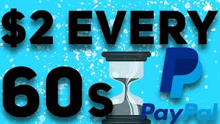 Earn $2 Every Min Right NOW (PayPal Money)