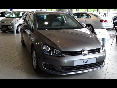 volkswagen golf 7 vii 2015 in depth review interior exterior youtube. Black Bedroom Furniture Sets. Home Design Ideas