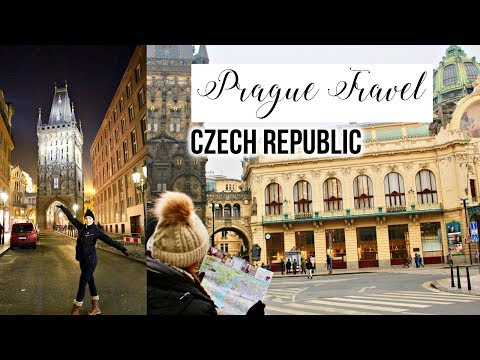 Prague Travel Itinerary: A Day Trip in the Czech Republic 🇨🇿🏰