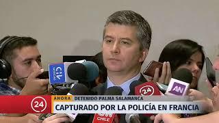 Interpol se refiere a detención de Palma Salamanca